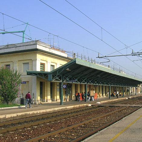 Stazione ferroviaria - Villafranca di Verona (Verona)